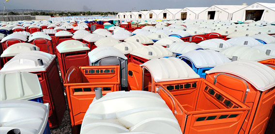Champion Portable Toilets in Mobile, AL